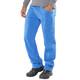 Norrøna Falketind Flex1 - Pantalones de Trekking Hombre - azul